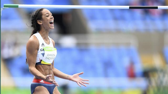 Johnson-Thompson splits with coach Holmes - reports