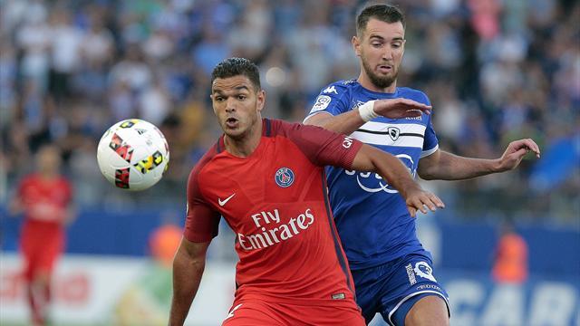 Quatre chocs de Ligue 1 et des duels David vs Goliath : Les affiches des 32e de finale