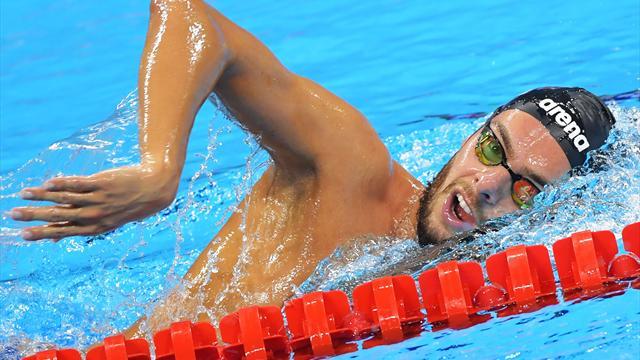 Gregorio Paltrinieri | Olimpiadi Rio 2016 | 1500 sl
