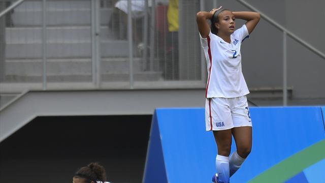 Tremblement de terre aux Jeux, les Etats-Unis ont pris la porte