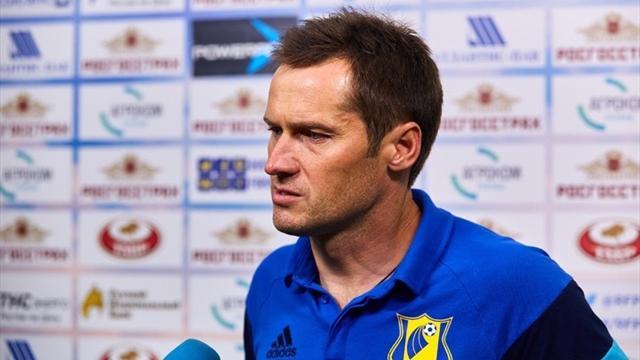 «Ростов» объявил подавшего вотставку Бердыева наматчи Лиги чемпионов с«Аяксом»