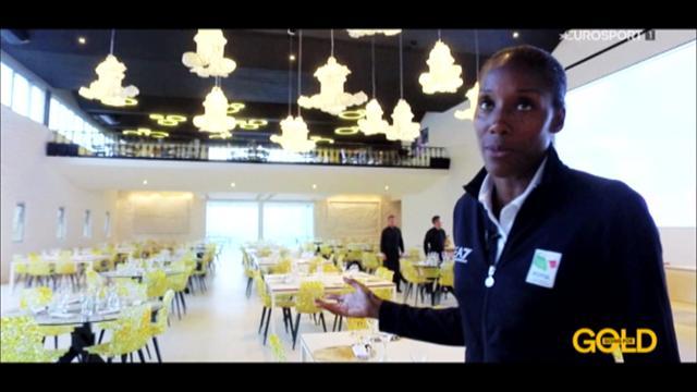 Фиона Мэй показывает, как отдыхает в Рио сборная Италии