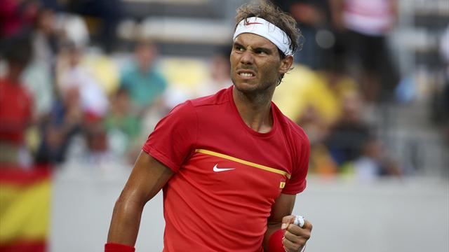 Nadal and Puig clinch semi-final spots