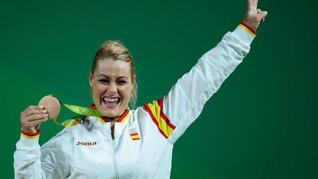 Lydia Valentín, presentada al Princesa Asturias 2017 del Deporte