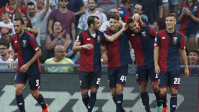 Il Genoa soffre ma grazie a Pavoletti elimina il Lecce, avanti Palermo e Bologna