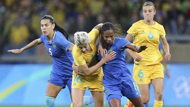 Brazil veteran Formiga set for record seventh World Cup