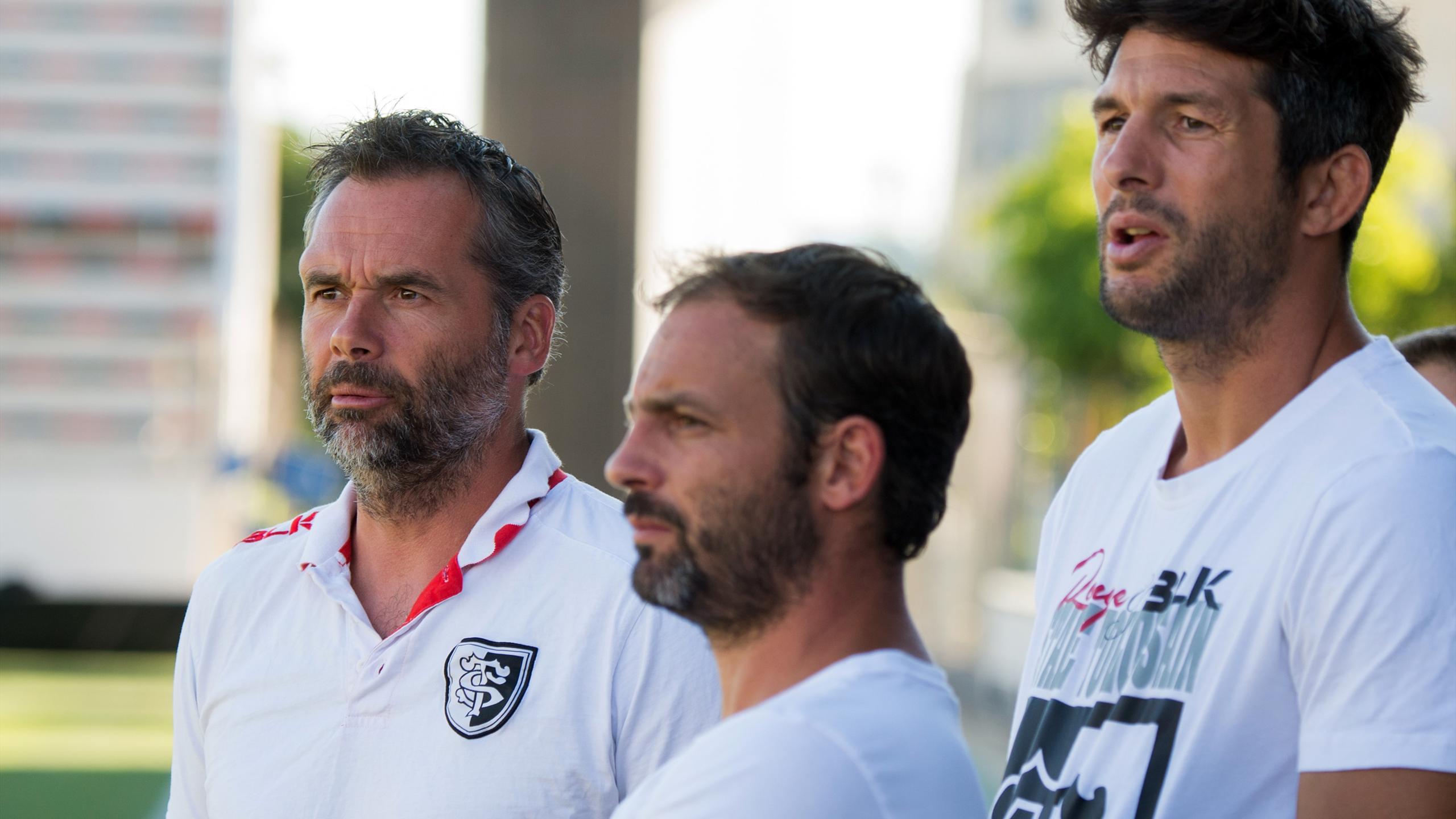 Ugo Mola, Jean-Baptiste Elissalde et Jean Bouilhou (Toulouse) - 12 août 2016