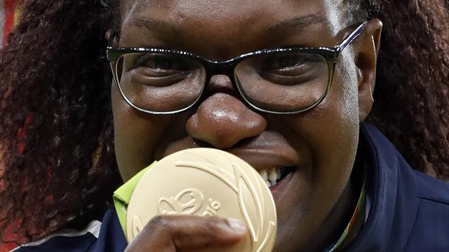 Émilie Andéol, championne olympique à Rio, prend sa retraite