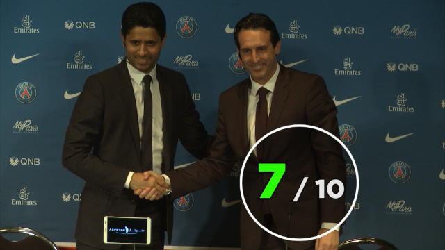 Avec le PSG, Emery a confirmé son habitude de bien débuter