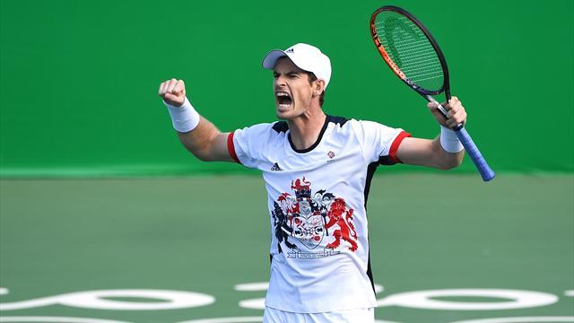 Revoilà Murray en finale avec une médaille assurée