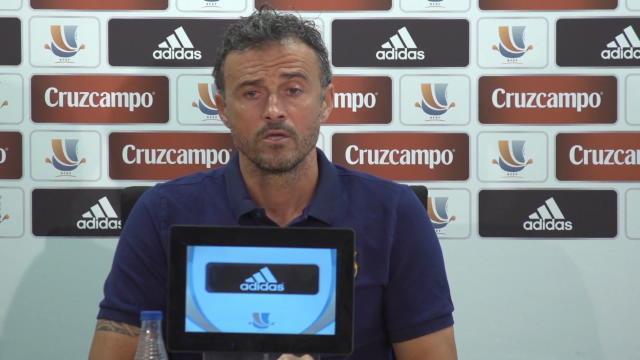 Luis Enrique : »Séville est plus dangereux avec Sampaoli»