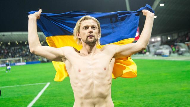 Тимощук завершил выступления всборной Украины