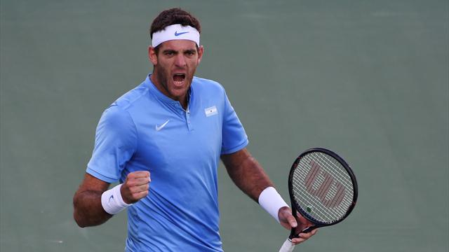 Del Potro ousts Nadal to reach Olympic final