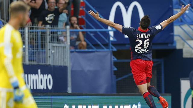 Caen renverse Lorient, Metz s'offre Lille, des buts à la pelle : la L1 part sur les chapeaux de roue