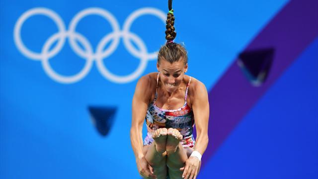 #Rio2016. Tania Cagnotto bronzo nel trampolino 3m femminile