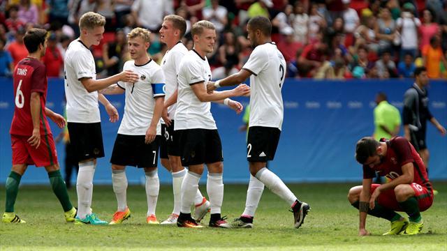L'Allemagne affrontera le Nigeria en demi-finale, le Honduras attend le Brésil
