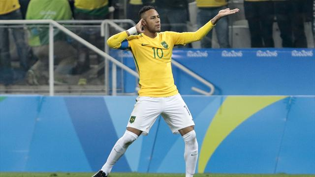 Neymar résiste aux provocations et envoie le Brésil en demi-finale