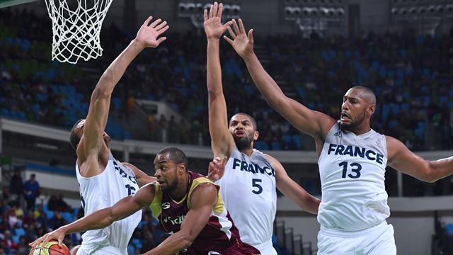 Gobert, Batum, De Colo : la France retrouve ses stars