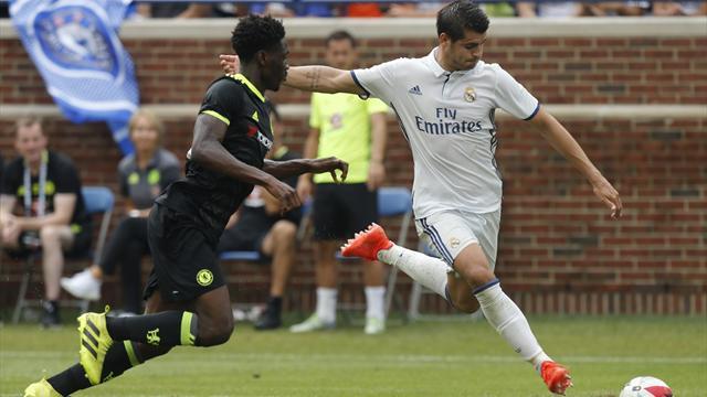 De retour au Real Madrid, Morata veut s'installer durablement