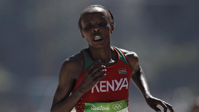 La championne olympique du marathon à Rio contrôlée positive