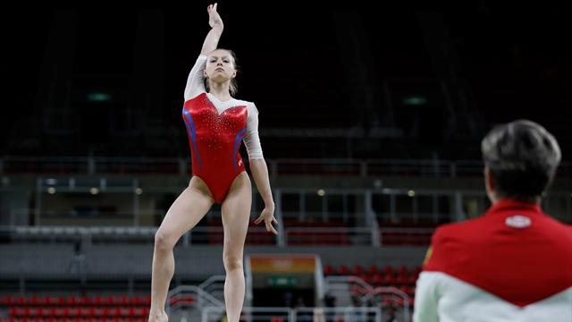 Русская прыгунья Мария Пасека завоевала серебро наОлимпиаде