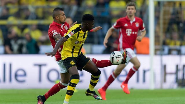 dortmund gegen bayern supercup 2017