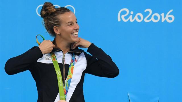 Tania Cagnotto Rio 2016