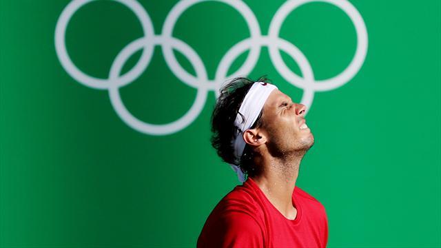 """Nadal: """"Los Juegos son lo más importante del mundo y lo más difícil de ganar"""""""