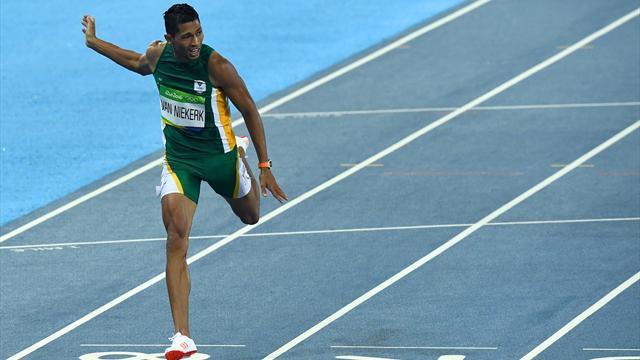 Doublé 200-400 : Van Niekerk veut empiéter sur les plates-bandes de Bolt