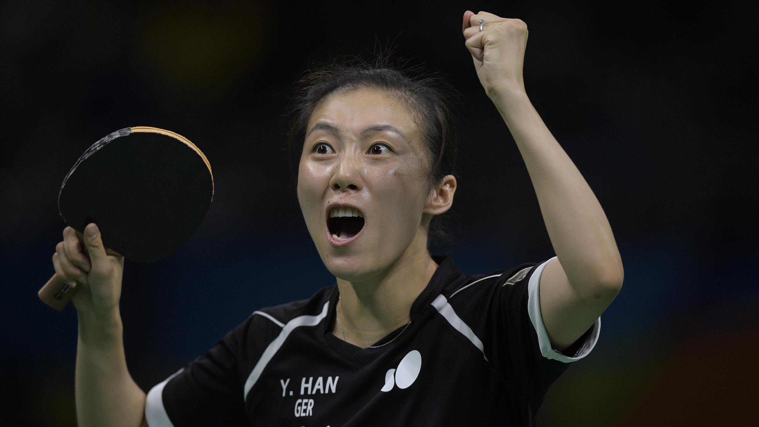 Olympia Tennis Damen