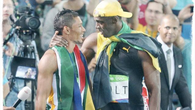 Bolt lancia la sfida a van Niekerk: chi vince sui 300 metri?