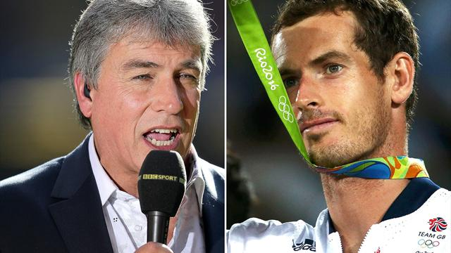 Murray corrects Inverdale over gender error to earn Sturgeon praise