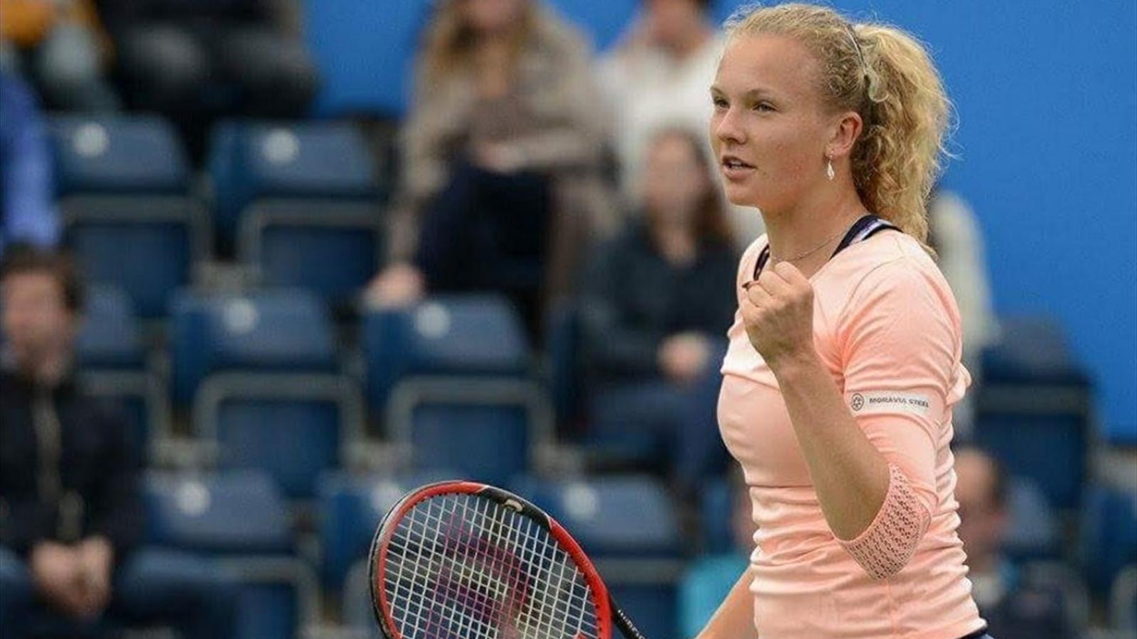 Kateřina Siniaková zve diváky na grandslam US Open