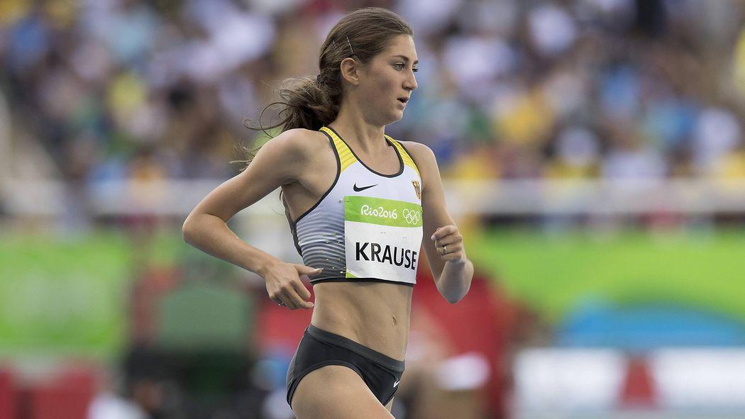 Offizieller Lieferant Schönheit Super Qualität Olympia 2016: Krause über 3000 m Hindernis ohne Medaille ...
