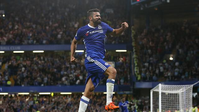 Diego Costa fa felice Conte: il Chelsea batte il West Ham all'89'