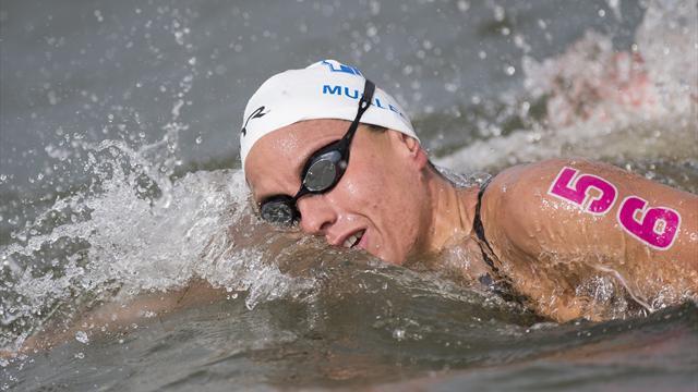 Du baume au coeur après la plaie olympique pour Muller