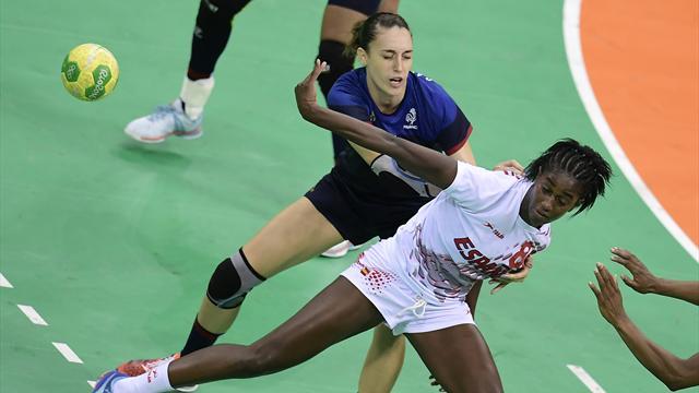 Les Françaises arrachent la prolongation face aux Espagnoles (23-23) en quart de finale