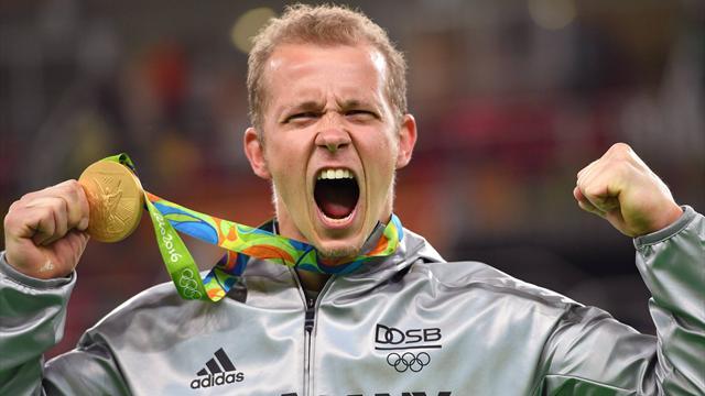 Kein Tag wie jeder andere: Hambüchen wird Olympiasieger