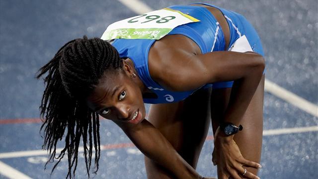 Italia fuori dalla finale 4×400 donne per 17 centesimi, le azzurre pasticciano nel 3° cambio