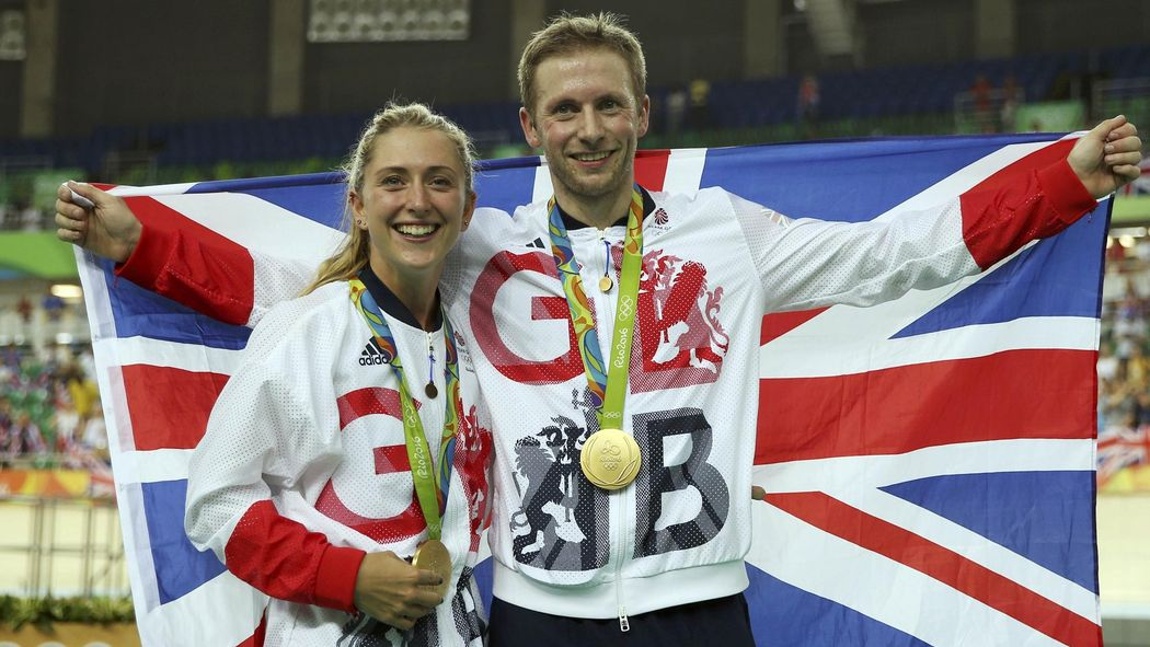 Jason Kenny Is Considering Retirement Says His Wife Laura Formerly Trott Track World Championships 2017 Cycling Eurosport