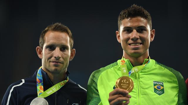 Braz remporte le Perche Elite Tour à Rouen, Lavillenie septième