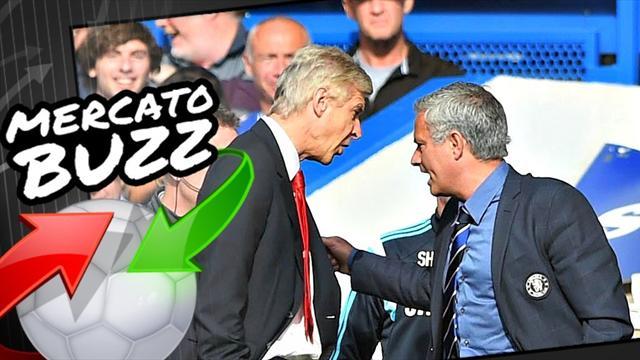 Wenger et Mourinho se disputent un champion d'Europe
