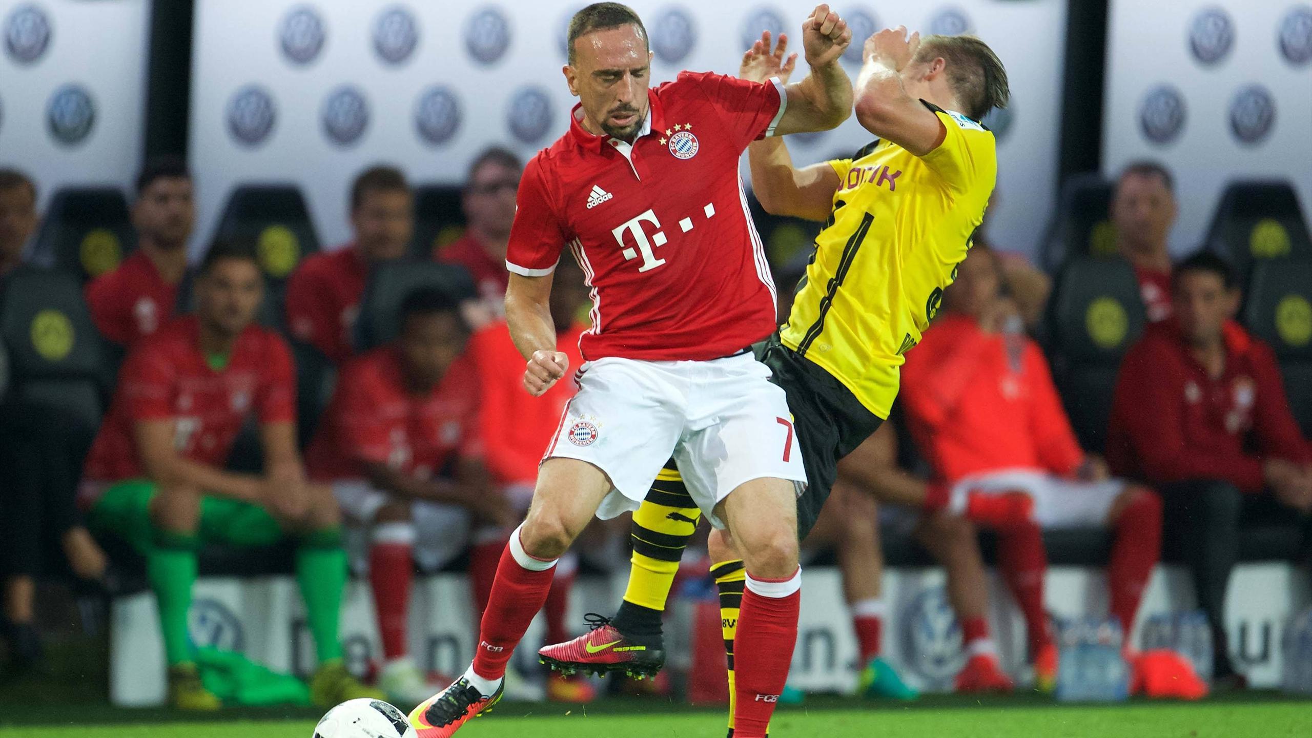 Franck Ribéry, Felix Passlack