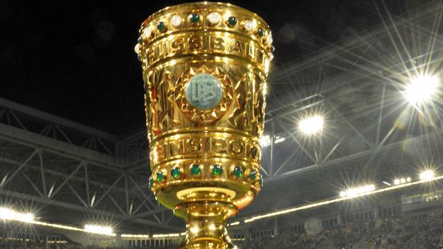 DFB-Pokal: Attraktive Gegner für Bayern und BVB - Bundesliga-Duell in Hamburg