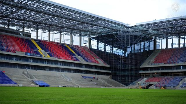 Новый стадион ЦСКА получил сертификат высшей категории отРФС