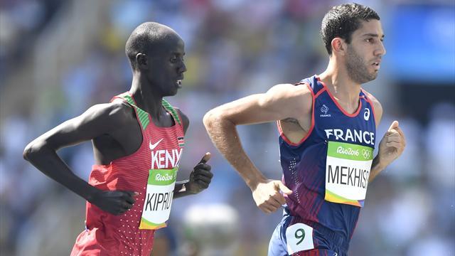 Par précaution, Mekhissi déclare forfait pour les championnats de France