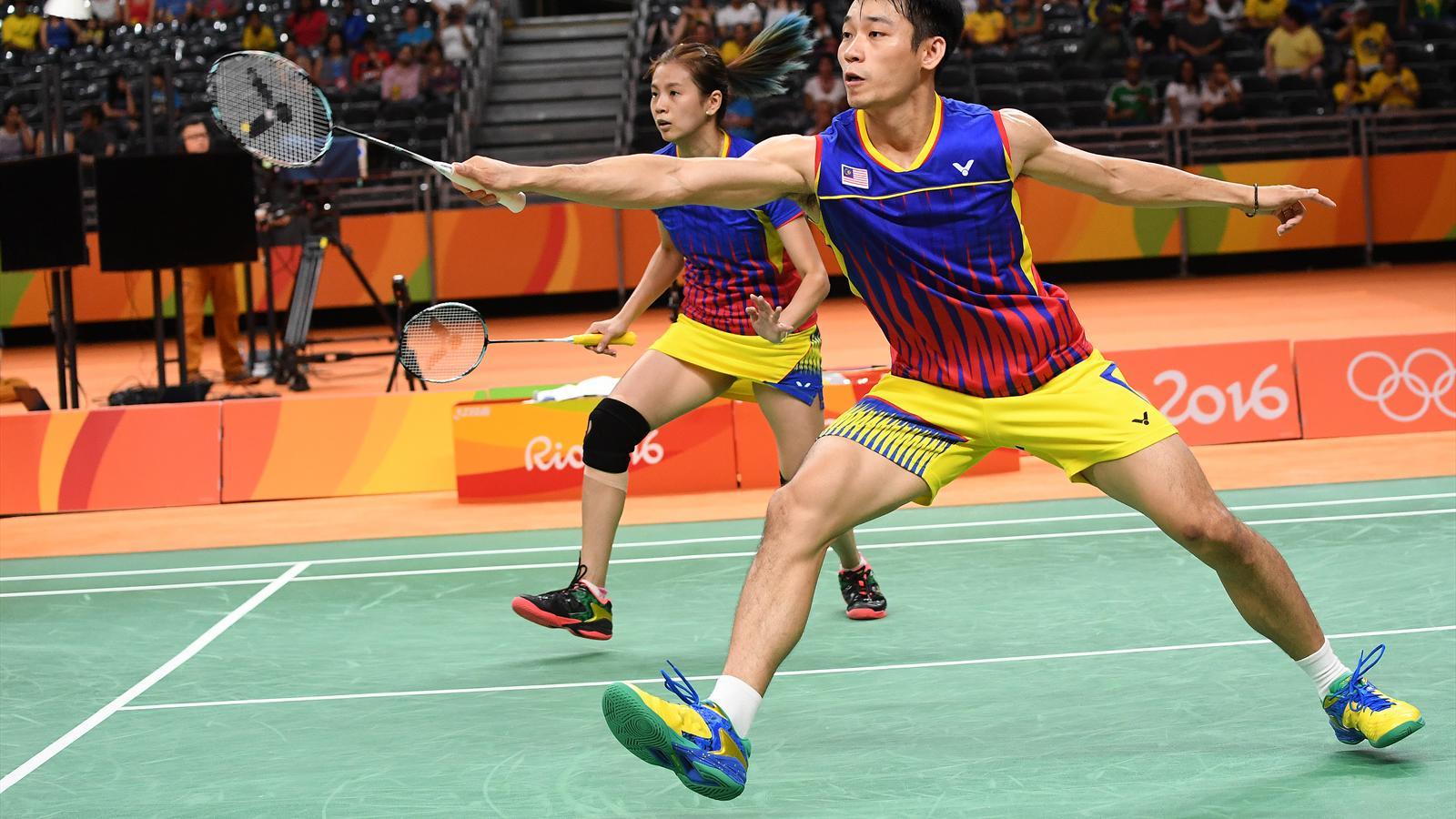badminton olympia livestream