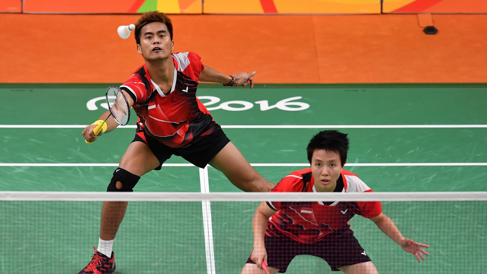 Olympics Rio 2016: Indonesia beat Malaysia for badminton mixed doubles gold - Rio 2016 ...