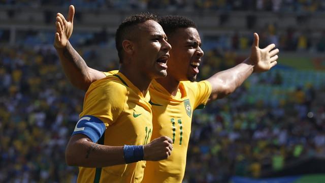 Juegos Olímpicos 2016, Brasil-Honduras: Neymar ya está en la final frente a Alemania (6-0)