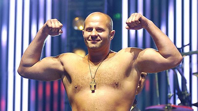 Официально объявлен следующий соперник Федора Емельяненко